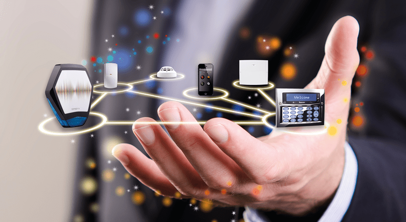 Texecom's solutions make the world a safer place