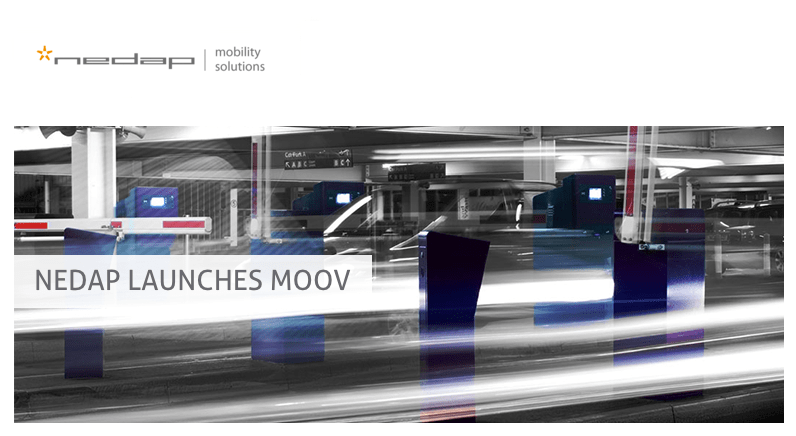 Nedap launches MOOV Vehicle Access Control