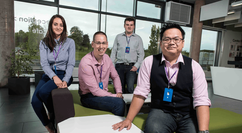 Dark web experts headquarters at Exeter Science Park Centre