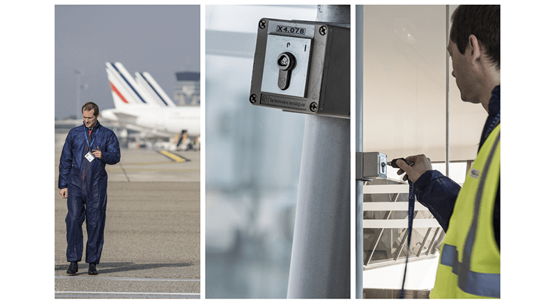 LOCKEN provides security solution to Airport Industry