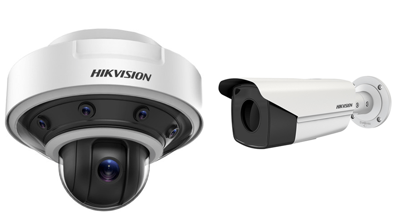 Hikvision showcases leading Surveillance Technology at IFSEC 2016