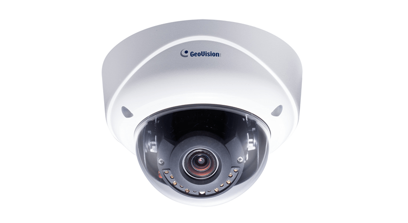 IDS Group add new H.265 vandal proof range from GeoVision