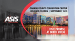 Promise storage solutions for IP Video Surveillance at ASIS International