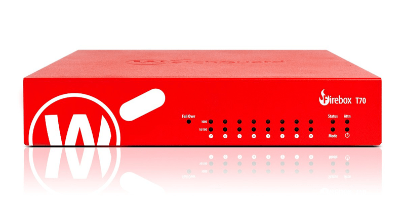 Industry's fastest full UTM Tabletop Appliance released by WatchGuard
