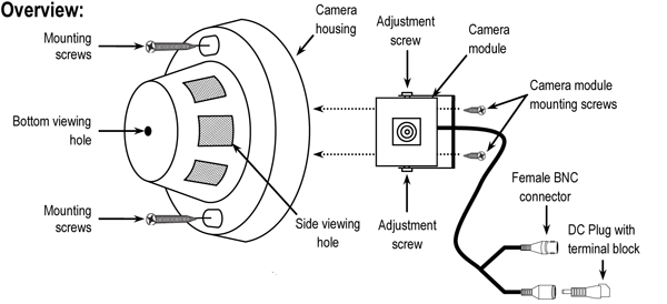 smoke detector system diagram