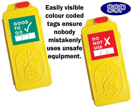 Forklift Truck Safety Inspection Check Book