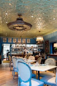 Chicago Eats || Blue Door Kitchen & Garden - Sed Bona