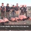 Vídeo mostra rebeldes sírios executando 7 soldados de Bashar al-Assad