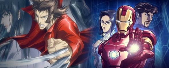 Wolverine, Homem Aranha e Homem de Ferro agora na Crackle, e DE GRAÇA.