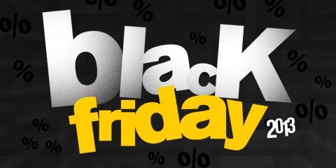 Black Friday 2013 é nesta semana: Veja como fugir dos falsos descontos e aproveitar as melhores promoções