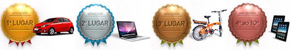 Concurso Literário para universitários, valendo carro 0km, MacBook, bicicleta elétrica e iPad
