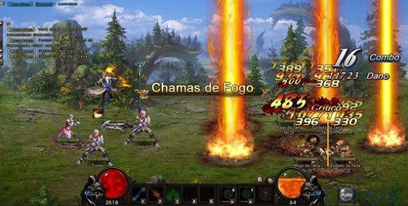 Jogue agora Legend Online