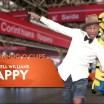 Esta versão literal de Happy do Pharrell Williams vai te deixar feliz