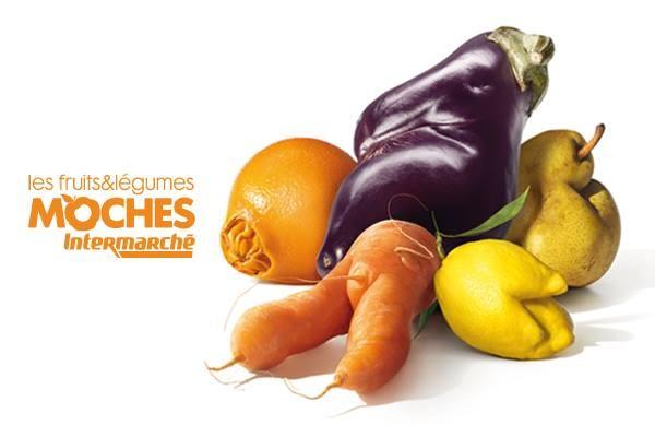 vegetais propaganda frutas  Todos os supermercados deveriam fazer isso!