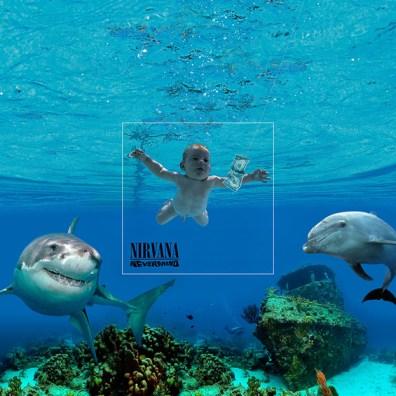 nirvana justin bieber capas artes  Capas expandidas de discos de vinil
