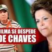 Dilma faz emocionante pronunciamento de despedia ao eterno Chaves