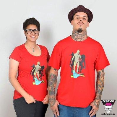 Neste Natal ou no Amigo Oculto presenteie seu amigo NERD com uma camiseta que combine com ele