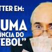 """Blatter """"Uma renúncia do futebol por Diogo Portugal"""