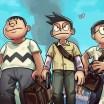 Veja como ficaria GTA no estilo do anime Doraemon