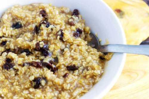 Medium Of How To Make Oatmeal Taste Good