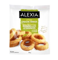 ALEXIA ONION RINGS 340G - Seeds Natural Food Market