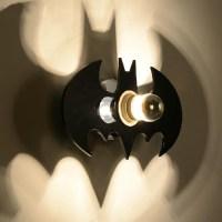 Batman Shadow Wall Lamp | SeekFancy.com