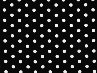 Black And White Polka Dot Background - Download Free Black And White