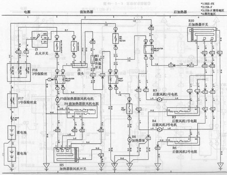 automotive air conditioning system diagram