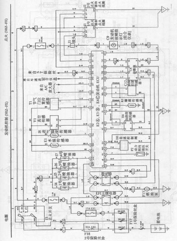 toyota alternator wiring diagram view diagram