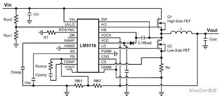 voltage stabilizer circuit