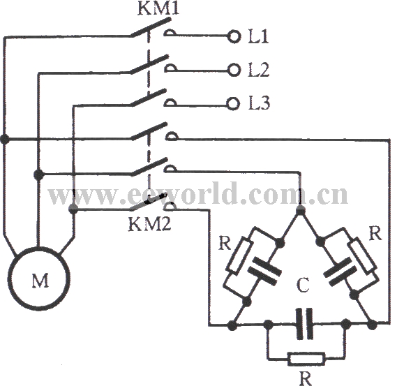 WYE 3 PHASE DUAL VOLTAGE MOTOR WIRING DIAGRAM - Auto Electrical