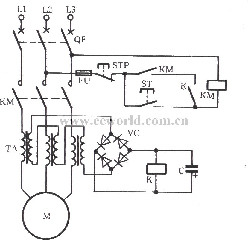 kickstart potential relay wiring diagram