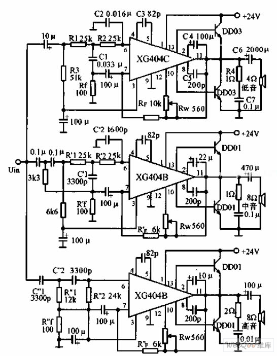 new electronic fractional frequency power amplifier circuit diagram