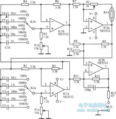audiooscillator oscillatorcircuit signalprocessing circuit