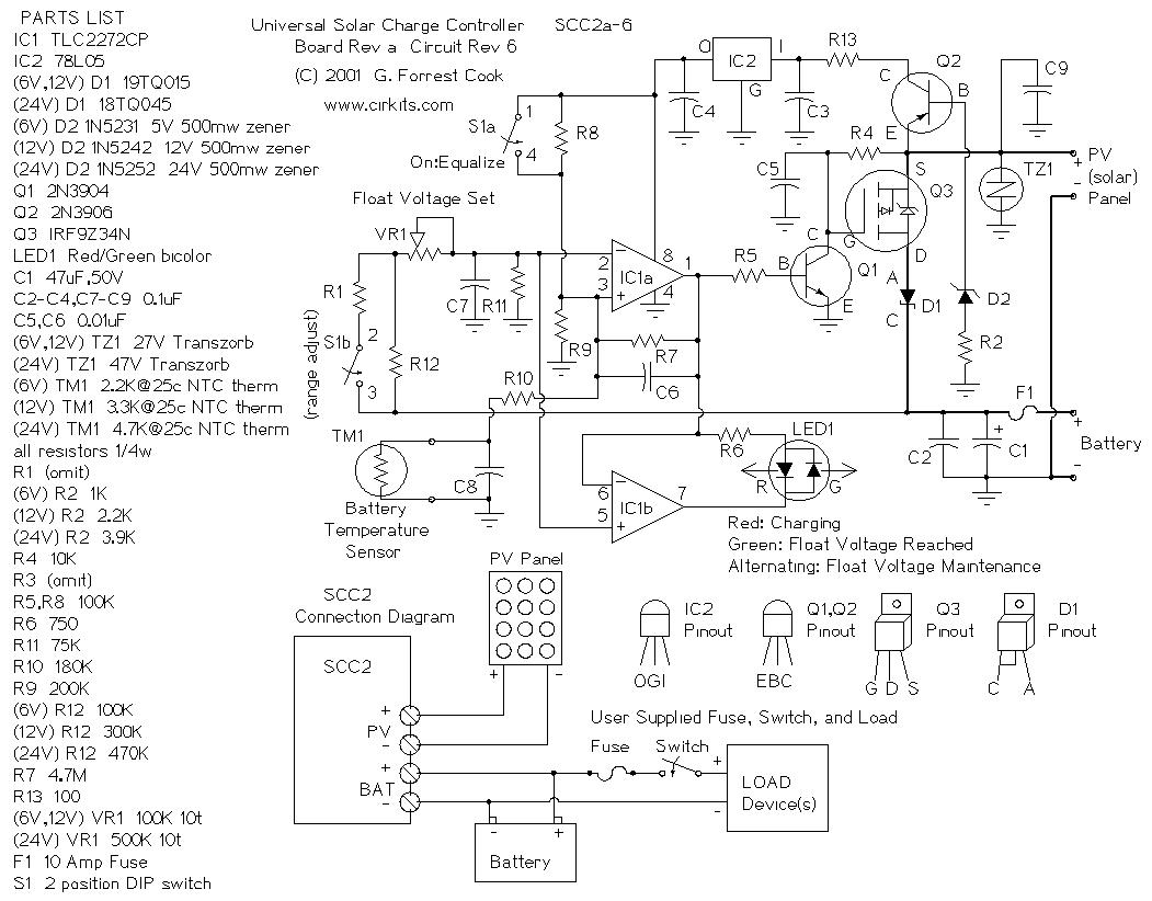 solar charge controller page 2