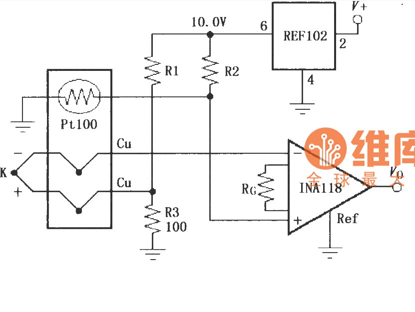 figure 1 adding a lowpower op amp buffer ic1 to the output of a