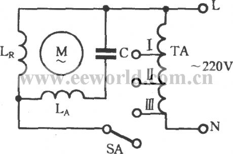 Table Fan Winding Diagram Wiring Schematic Diagram