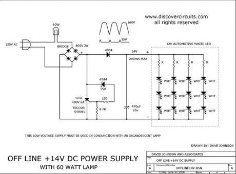 Led Wiring Diagram 12 Volt Wiring Schematic Diagram
