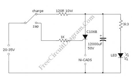 Battery Charger - power supply circuit - Circuit Diagram - SeekIC