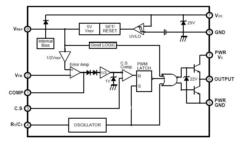 ka3842 china mainland integrated circuits