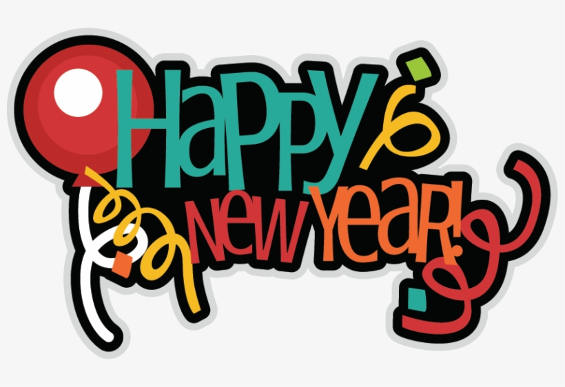 Happy New Year Png Images - New Years Day 2018 Party PNG Image