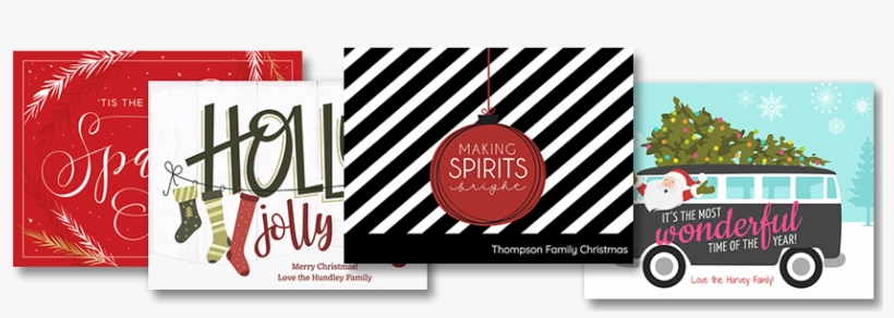 Using Our Holiday Card Maker Is As Easy As It Gets - Graphic Design