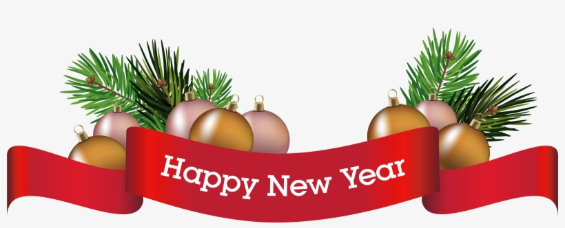 Merry Christmas Banner Png - Merry Christmas Decoration Png PNG