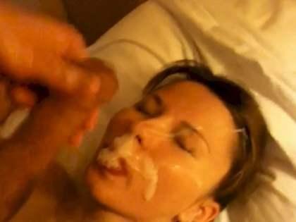And creamy! Exgirlfriend handjob blowjob