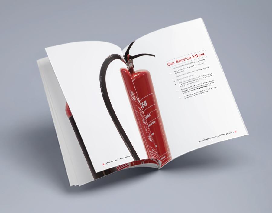 Brochure Design Corporate Booklet Design Seenindesign