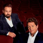 Michael Ball and Alfie Boe team up for one-off ITV special