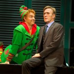Ben Forster and Joe McGann bring an infectious energy and enthusiasm to Elf's thin plot.