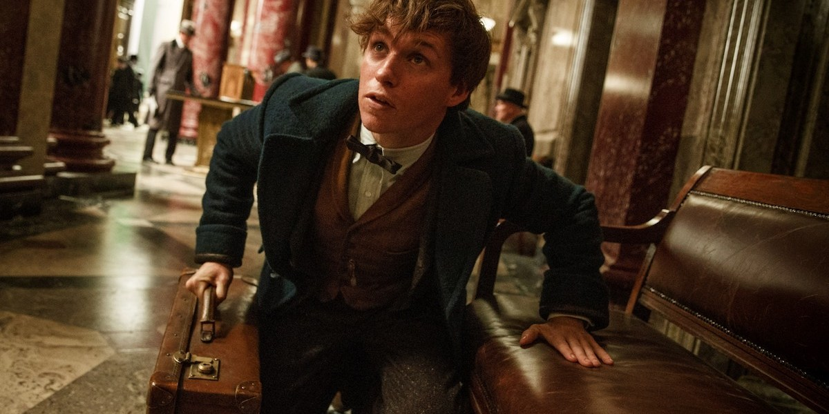 Fantastic Beasts and Where to Find Them – Hero featurette