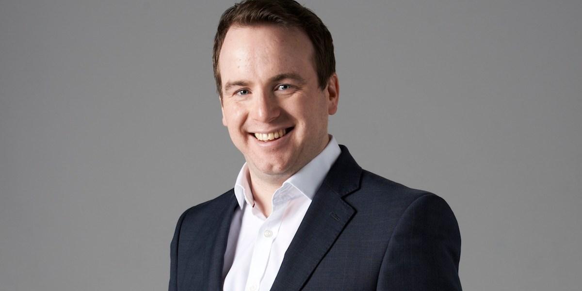 Matt Forde will present the series for UKTV's Dave. Image: Avalon