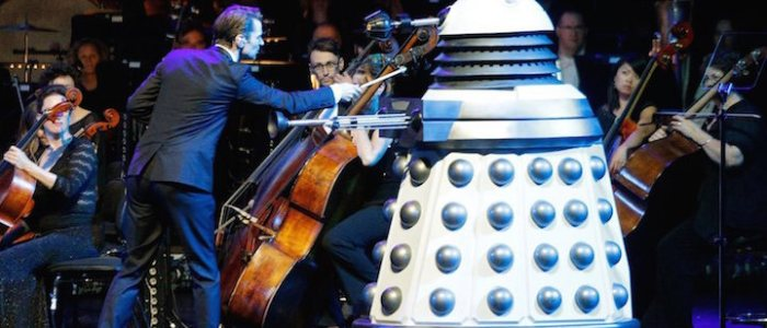 Doctor Who Symphonic Spectacular starts UK tour this weekend